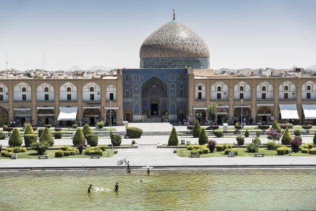 Voyage Splendeurs d'Iran