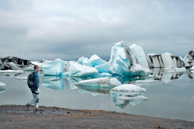 Jökulsarlon - Islande