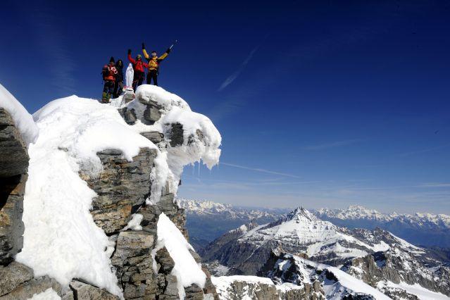 Voyage Ascension du Grand Paradis (4061m)