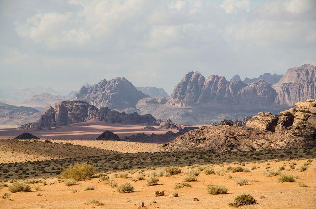 Voyage Grande traversée de la Jordanie