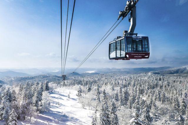 Voyage Ski de rando sur les îles de Rishiri et Hokkaido