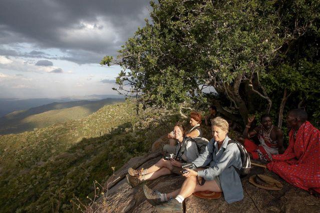 Voyage Le Kenya confidentiel à pied
