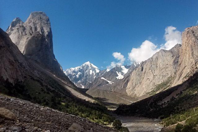 Trekking du lac Song Kul au Pamir kirghize