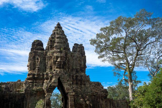 Voyage Mondolkiri, Mékong et montagne sacrée d'Angkor