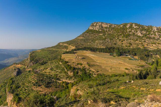 Voyage Grande traversée du Liban