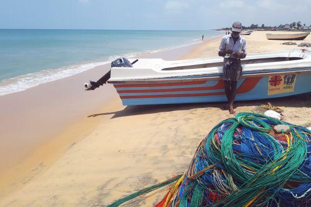 Voyage Traversée sri lankaise
