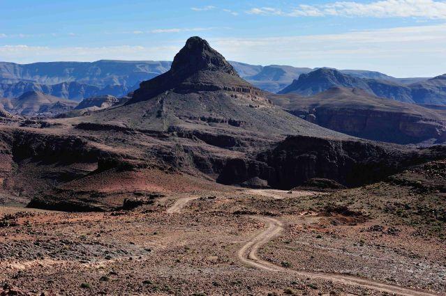 Voyage Le Sagho, la montagne et le désert