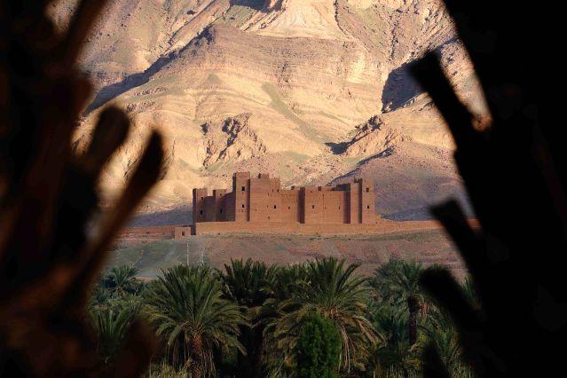 Voyage Dunes de Tazzarine et casbah du Drâa