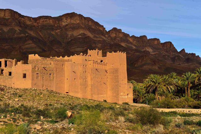 Voyage Casbah du Drâa et désert