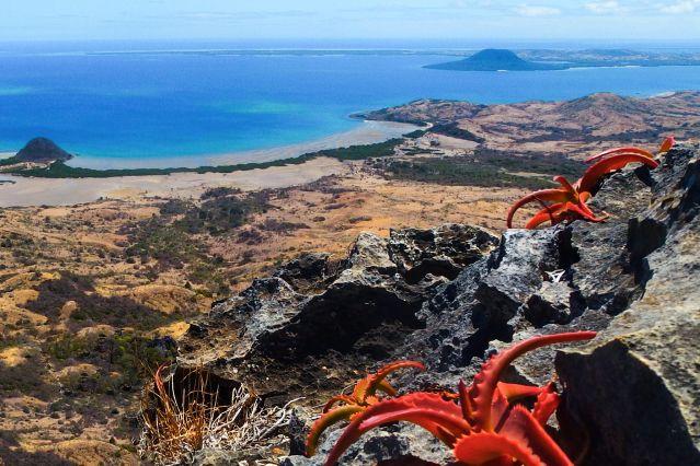 Panorama - Baie du Courrier - Madagascar