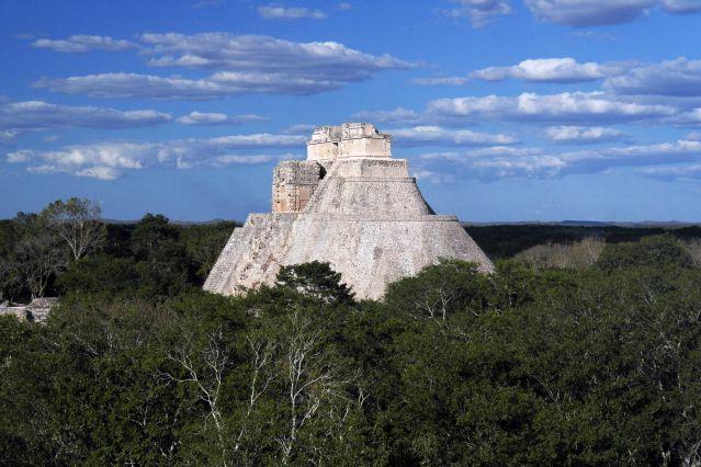 Voyage Yucatán, sur les traces des Mayas...