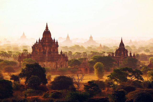 Bagan - Myanmar (Birmanie)