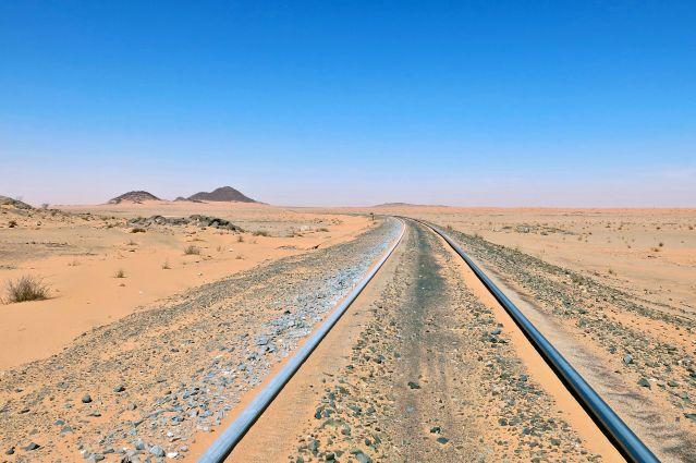 Voyage Le train du désert