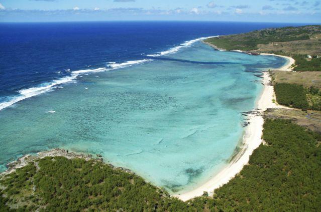 Voyage Petits pirates à Rodrigues