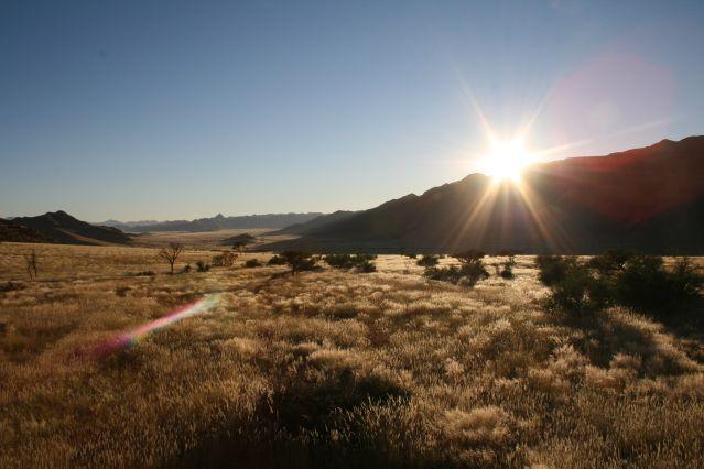 Voyage Lodges de charme et pistes namibiennes