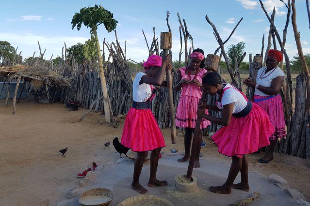Voyage Safari, dunes et ethnies