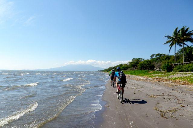 Voyage Le Nicaragua à pied, à cheval et à vélo