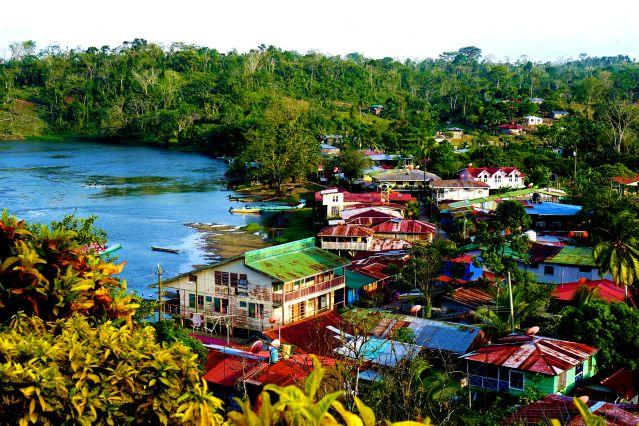 Voyage Le Nicaragua au fil de l'eau