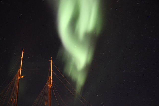Voyage Objectif Norvège avec Jean Lilensten