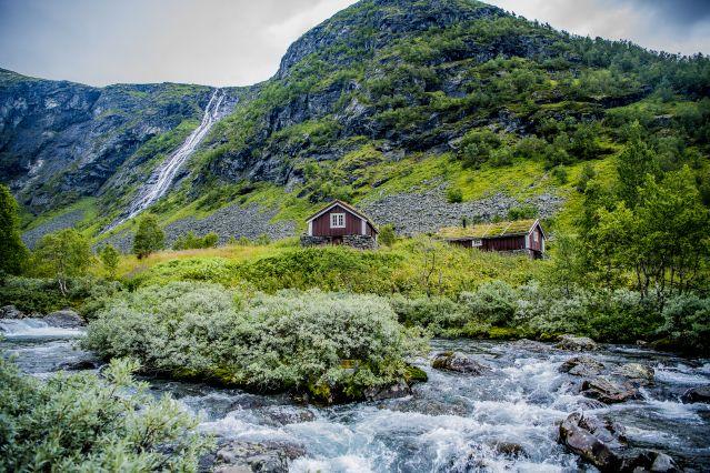 Voyage Splendeurs du parc national du Jotunheimen