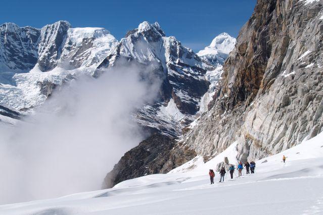 Voyage Mera Peak (6476m)