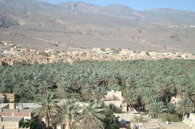 Voyage La traversée intégrale du djebel Hajjar