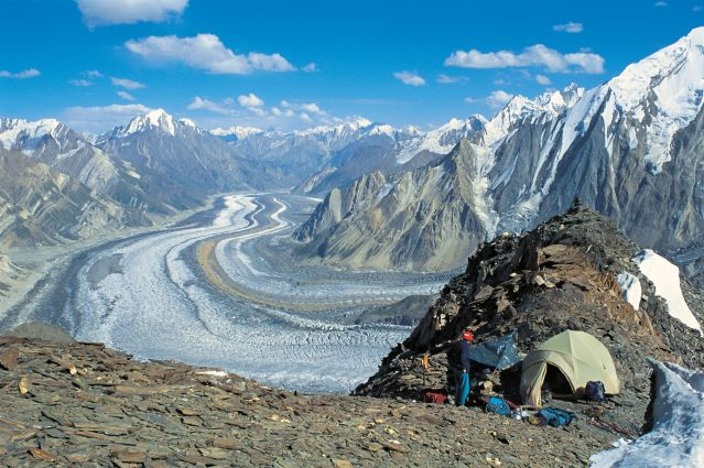 Voyage Trek du glacier Batura au Werthum Pass