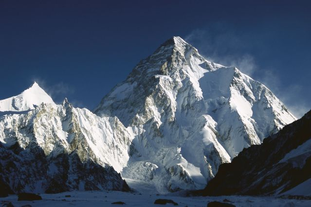 Camp de base du K2 et Concordia