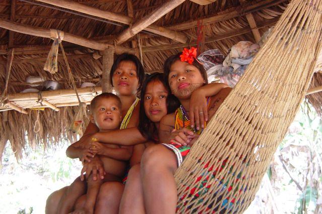 Voyage A la rencontre des Indiens du Panamá