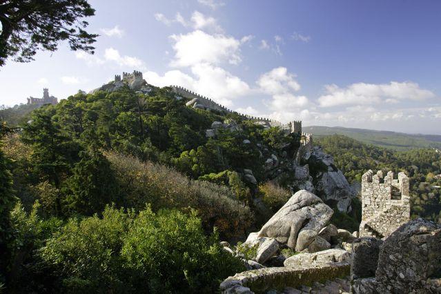 Voyage Palais de Sintra et côte sauvage de l'Atlantique