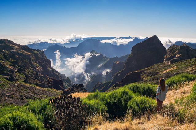 Voyage Madère, intenses randonnées