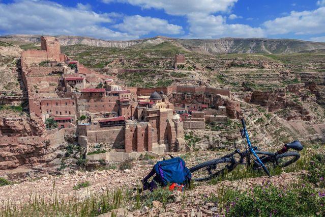 Voyage Le Sentier d'Abraham en VTT