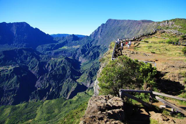 Voyage Traversée intégrale de l'île de la Réunion