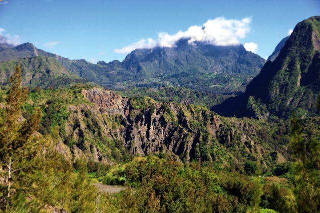 Voyage La Réunion, entre cirques et volcan