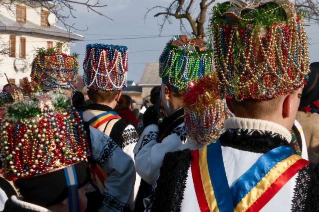 Nouvel an et fêtes d'hiver en Bucovine