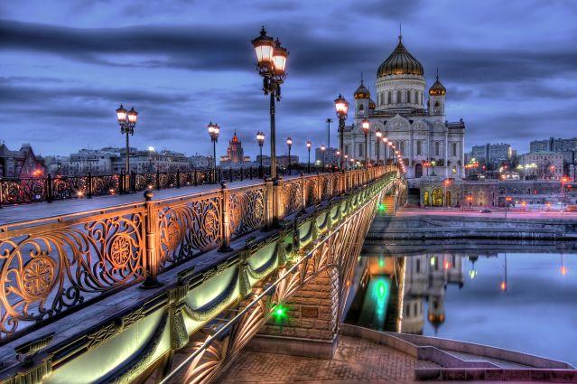 L'essentiel de Moscou et Saint-Pétersbourg