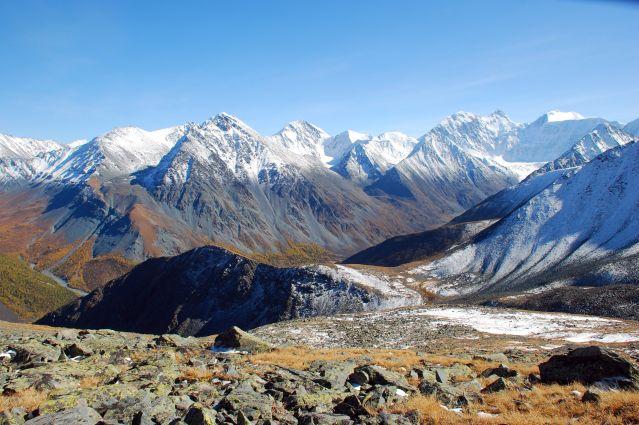 Voyage Trek en Altaï au pied du Mont Beloukha