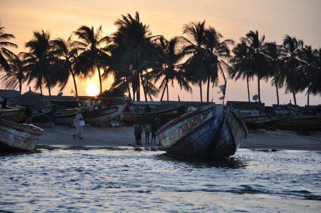 Le delta du Siné Saloum au fil de l'eau