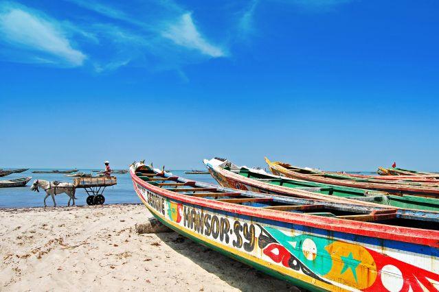 Terres marines du Sénégal