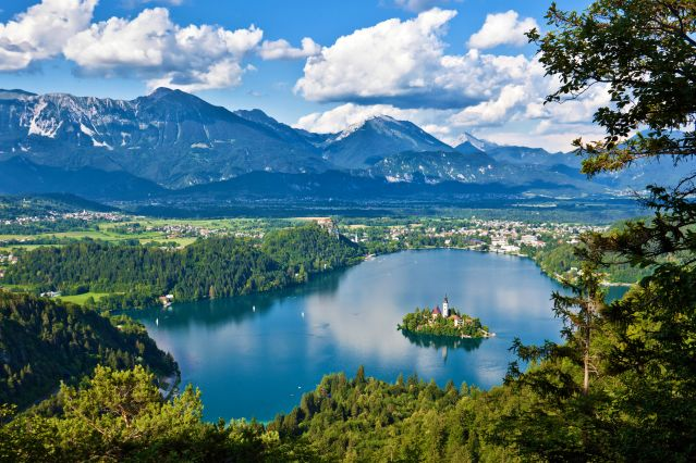 Voyage Monts et merveilles de Slovénie
