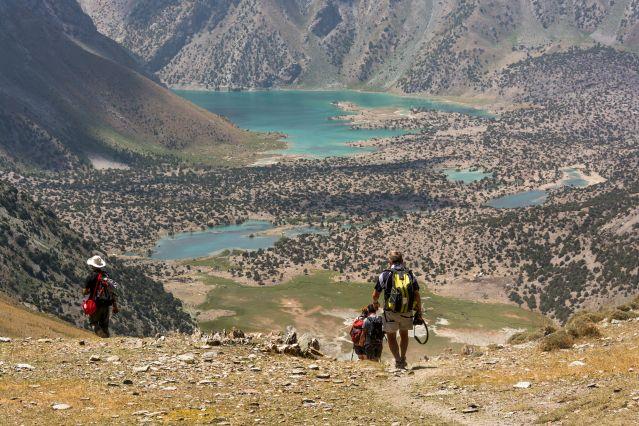 Voyage Trek au cœur des monts Fanskye
