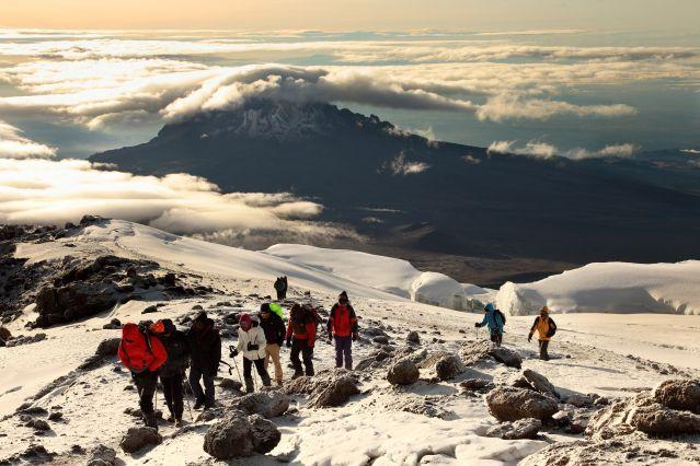Voyage Kilimandjaro, voie Machame (5895m)