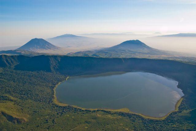 Voyage Trek masaï au cœur du Ngorongoro