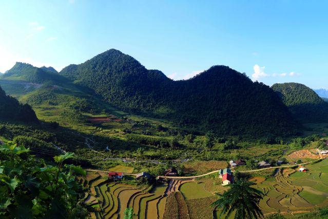 Voyage Baie d'Halong et tribus du Tonkin