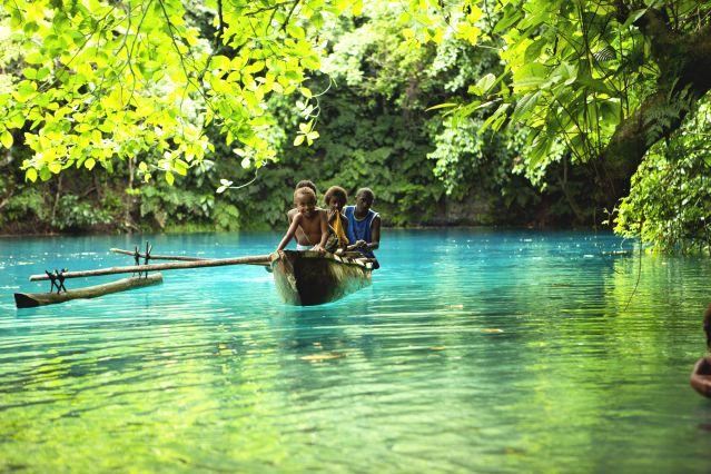 Voyage Ethnies, jungle et volcans actifs du Vanuatu