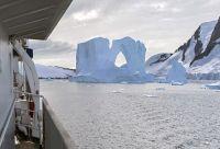 Aux confins de l'Antarctique