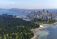 Des Rocheuses à l'île de Vancouver