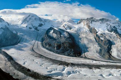 Tour du mont Rose et Breithorn à 4164m