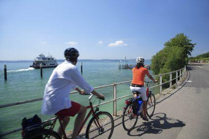 Lac de Constance : vélo, découvertes et baignades