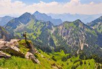 De Munich à Venise : Bavière, Tyrol, Dolomites